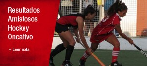 Resultados Amistosos Hockey - Oncativo